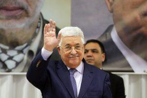 Palestinos lyderis parašė D. Trumpui laišką, prieštaraudamas ambasados perkėlimui