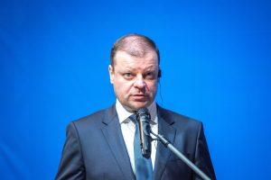 Premjeras Vokietijoje ieško paramos dėl sinchronizacijos ir Astravo AE