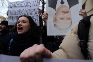 """A. Lukašenka kaltina """"penktąją koloną""""  bandymu surengti revoliuciją Baltarusijoje"""