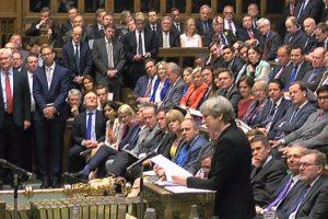 Didžioji Britanija ruošiasi pirmalaikiams rinkimams