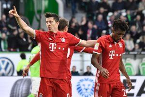 """""""Bayern"""" penktą sezoną iš eilės tapo Bundeslygos čempionu"""