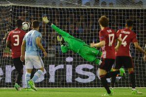 "Europos lyga: ""Manchester United"" pusfinalį pradėjo pergale"