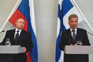 V. Putinas: Rusijos ir Kinijos karinis bendradarbiavimas nėra prieš nieką nukreiptas