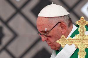 Popiežius ragina Jungtines Tautas padėti Venesuelai
