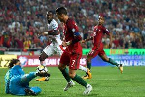 Į pasaulio futbolo čempionatą pateko Prancūzija ir Portugalija