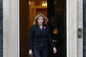 """Naująja Britanijos pagalbos užsienio šalims sekretore tapo """"Brexit"""" šalininkė"""