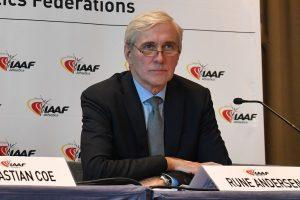 IAAF neatšaukė draudimo Rusijos atletams