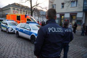 Potsdamo kalėdinės mugės teritorijoje rastas sprogmuo ar jo imitacija?