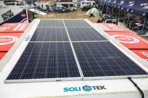 A. Juknevičius serviso darbams Dakare pasitelks saulės energiją