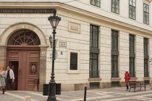 Laišku Vengrijos prezidentui KTU išreiškė solidarumą Centrinės Europos universitetui