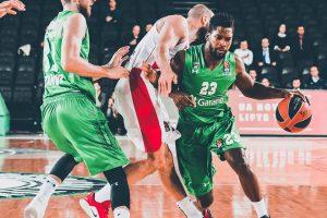 """""""Darussafaka"""" krepšininkai Eurolygoje iškovojo antrąją pergalę"""