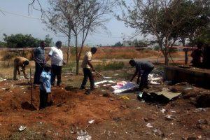Indijoje nukritęs meteoritas užmušė žmogų?