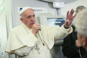 Popiežiaus pasisakymas apie kontracepciją reiškia revoliuciją ar evoliuciją?