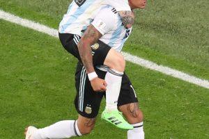 Argentinos rinktinė išplėšė kelialapį į pasaulio futbolo čempionato aštuntfinalį