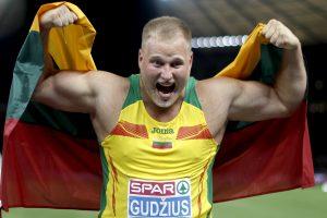 Iš Europos čempionatų medalius parvežusiems sportininkams – piniginės premijos