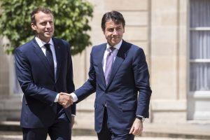 Italija ir Prancūzija apie pabėgėlių prieglobsčio prašymus