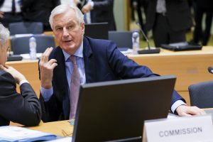 "M. Barnier: neribotas pereinamasis laikotarpis po ""Brexit"" – neįmanomas"