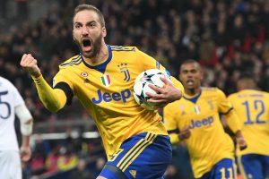 """""""Juventus"""" ir """"Manchester City"""" keliauja į Čempionų lygos ketvirtfinalį"""