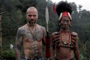 Tatuiruočių meistras: genties kultūroje šis menas turi ypatingą reikšmę