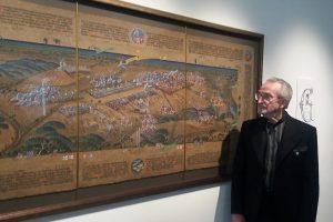 Lietuvos nacionaliniame muziejuje – grafiko B. Leonavičiaus darbų paroda