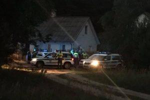 Septyni sostinės policijos ekipažai gaudė skriejantį BMW