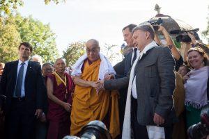 Vilniuje bus minimi tibetiečių Naujieji metai