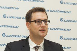 """""""Lietuvos geležinkelių"""" pajamos augo, sąnaudos mažėjo"""