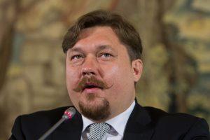 Parlamentaro R. Andrikio padėjėjas A. Petkus pažeidė įstatymus
