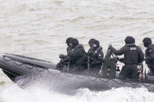 Policija perka katerį antiteroristinėms operacijoms jūroje