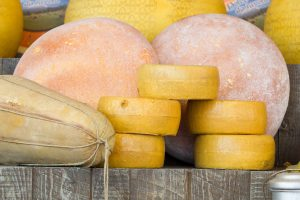 Į Kiniją iškeliavo pirmoji lietuviškų sūrių partija