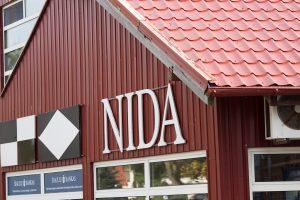 Smulkieji verslininkai Nidoje nesutinka nugriauti kioskelių