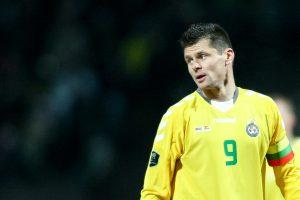 Vienas garsiausių Lietuvos futbolininkų T. Danilevičius baigė karjerą