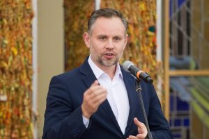 Kandidatas į teisingumo ministrus – santūrus žmogus, orientuotas į rezultatą
