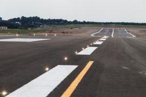 Vilniaus oro uoste nusileido pirmasis keleivinis lėktuvos po rekonstrukcijos