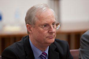 R. Karbauskis žada siūlyti Seimui balsuoti dėl pasitikėjimo LRTK vadovu E. Vaitekūnu