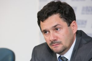 Lietuvos ambasadoriui Minske įteikta nota dėl Baltarusijos sienos pažeidimo