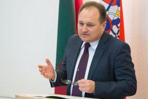 G. Kryževičius paskirtas Lietuvos vyriausiojo administracinio teismo pirmininku