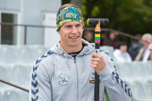Šalies vadovė pasveikino medalius iškovojusius Lietuvos kanojininkus