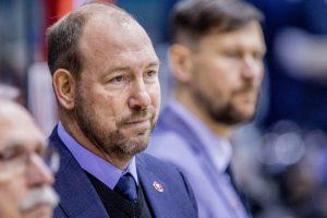 Lietuvos ledo ritulio rinktinės treneris dirbs Vokietijos aukščiausioje lygoje