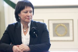 VTEK tirs, ar buvusi ministrė V. Baltraitienė nepažeidė įstatymų