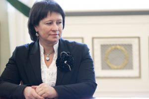 "V. Baltraitienė dėl ""Jūros vilko"" ketina susitikti su eurokomisaru"