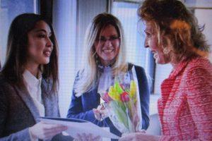 Dvi KTU studentės paskatintos mecenato J. P. Kazicko šeimos fondo stipendijomis