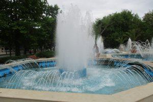 Įrengiant fontanus siūloma pasimokyti iš kitų valstybių