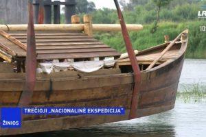 """Kiek laiko prireikė pastatyti """"Nacionalinės ekspedicijos"""" laivą?"""