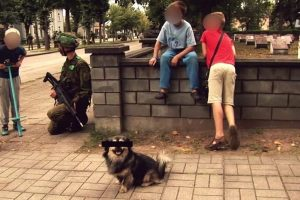 Šauktinių tarnybos finišas Vytenio logistikos batalione: ar nuobodu tarnauti logistu?