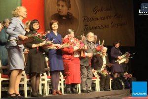 Įteikti G. Petkevičaitės-Bitės atminimo medaliai