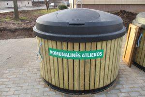 Vilniaus valdžia tikisi, kad naujas atliekų tvarkymo mokestis atpigins paslaugą