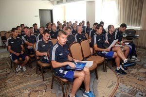 Lietuvos teisėjai pradeda ruoštis naujam futbolo sezonui