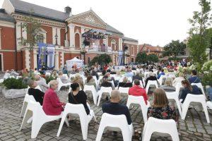 Prasidėjo Jūros šventės koncertų maratonas