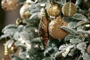 Kalėdiniam interjerui sukurti – ir samanos